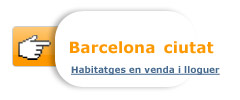 Pisos a Barcelona. Cases a Barcelona. Immobiliàries a Barcelona (Barcelona) per comprar i llogar habitaclia.com